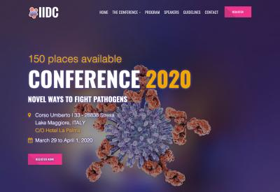 Conference 2020 Immunotherapy for Infectious Diseases Conference